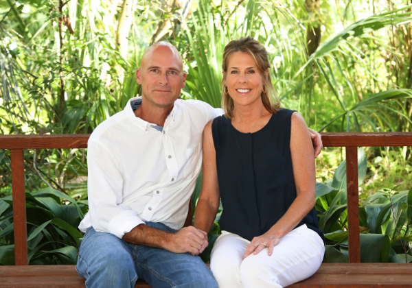 Todd and Natalie Stebleton, Owners of Universal Pest Control